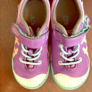 KEEN sneakers for toddler girls